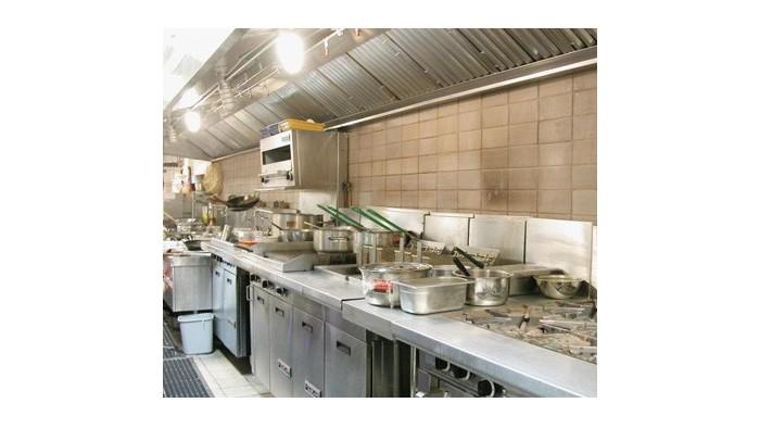 西餐厅厨房的设计和布局