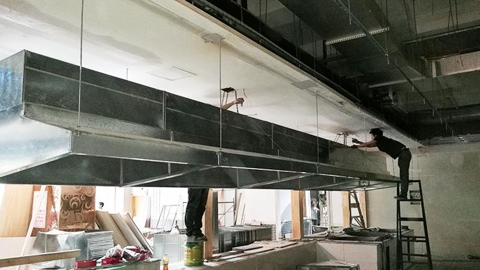 企业食堂厨房工程