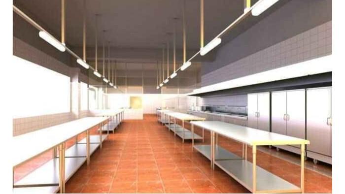 现代化商用厨房设备设计原则